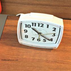 Cabana Bay Alarm Clock