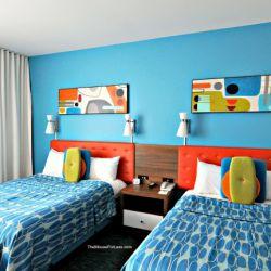 Cabana Bay Beds