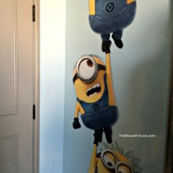Despicable Me Wall Art